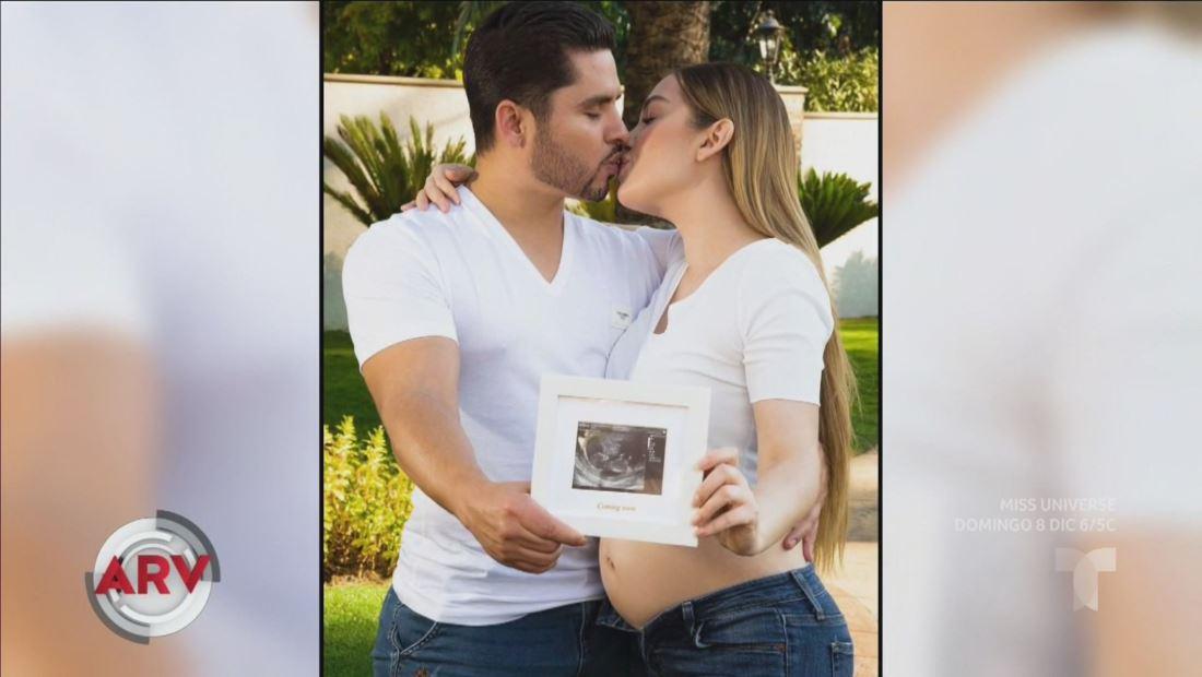 Larry Hernández y su esposa serán padre por tercera vez