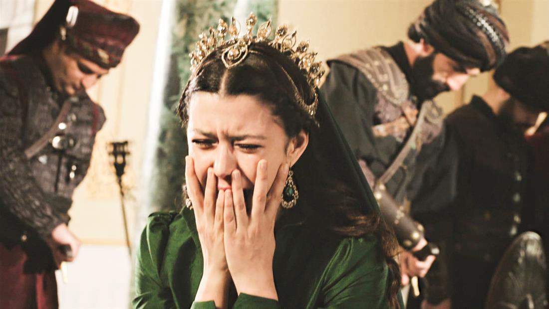 La desconsolada sultana Kosem