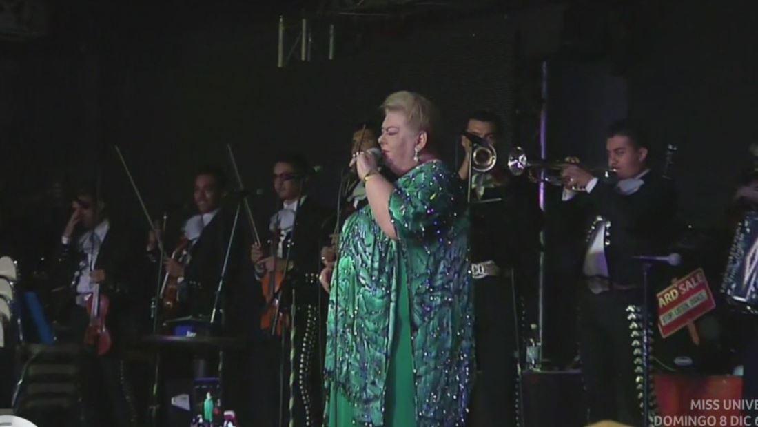 Paquita la del Barrio cancela todos sus conciertos por órdenes médicas