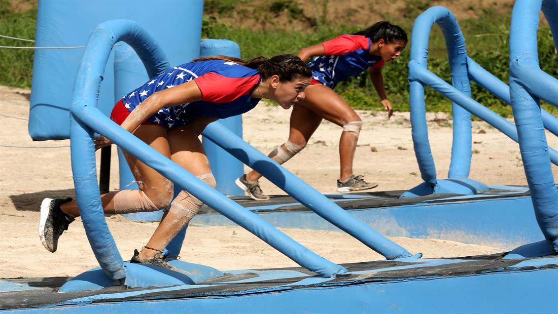 Exatlón EEUU 3, Reto 83: Shaila Perez y Norma Palafox compiten para llegar a la final