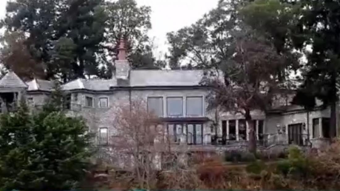 Así es la mansión donde Harry y Meghan pasaron la Navidad en Canadá