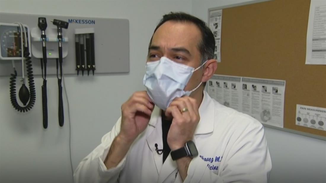 Se agotan mascarillas para protegerse contra el coronavirus