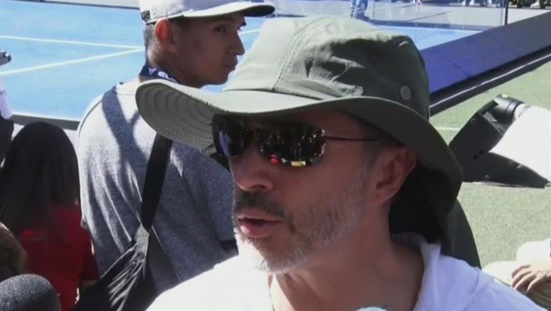 Sergio Mayer cuestiona los audios filtrados por José Joel (VIDEO)