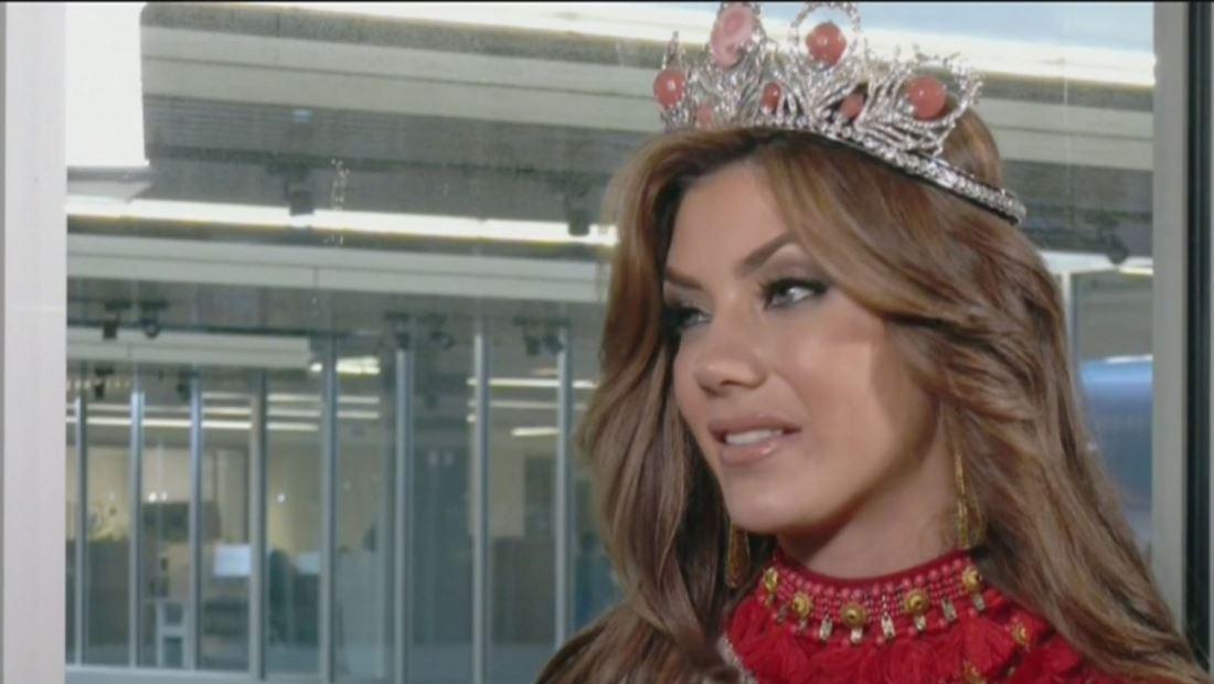 Miss Argentina la nueva candidata de Osmel Sousa (VIDEO)