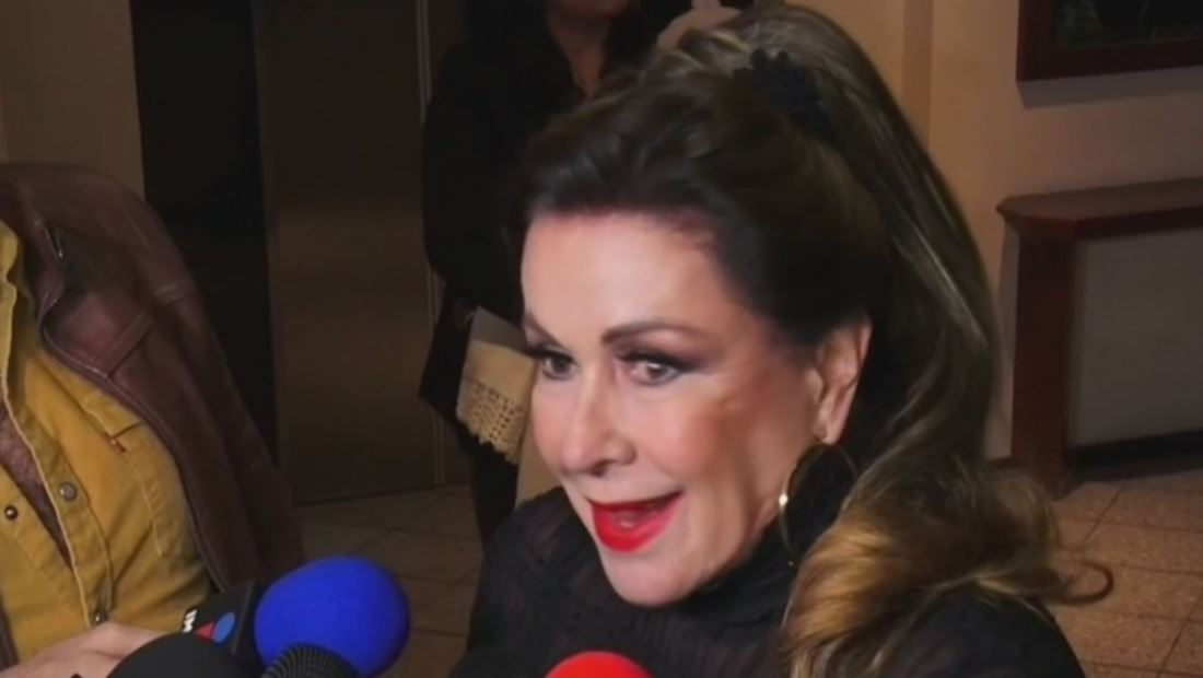 Laura Zapata se le va a la yugular a su hermana Ernestina Sodi y AMLO