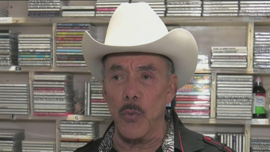 Don Pedro Rivera, padre de Jenni Rivera, reacciona a muerte de Pete Salgado
