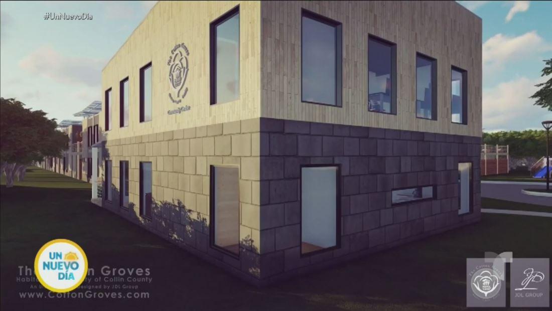 Lanzan proyecto para construir casas de contenedores en Texas