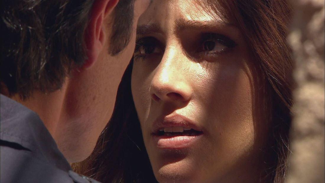 Lucas y Jade planean escapar