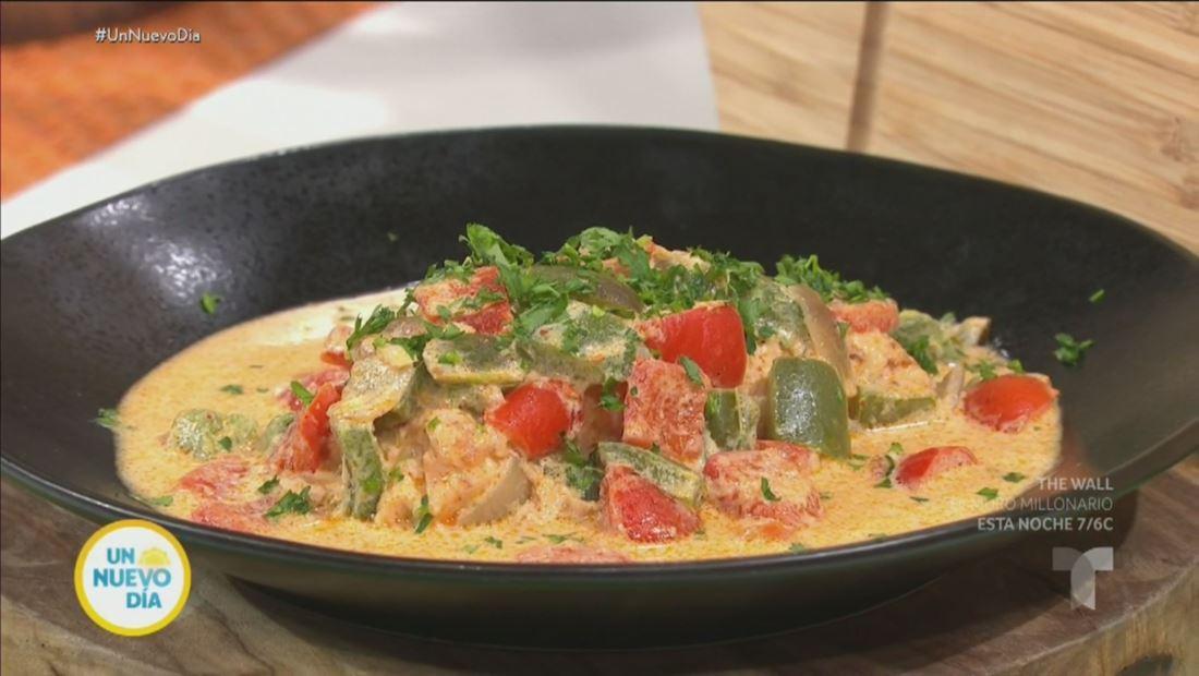 Un delicioso salmón al curry es la receta perfecta para cualquier dieta