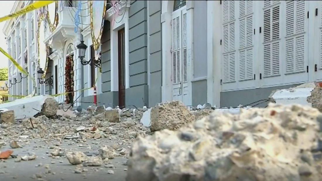 Los sismos en Puerto Rico dejaron casi 500 millones de dólares en daños en solo cinco de los seis municipios más afectados