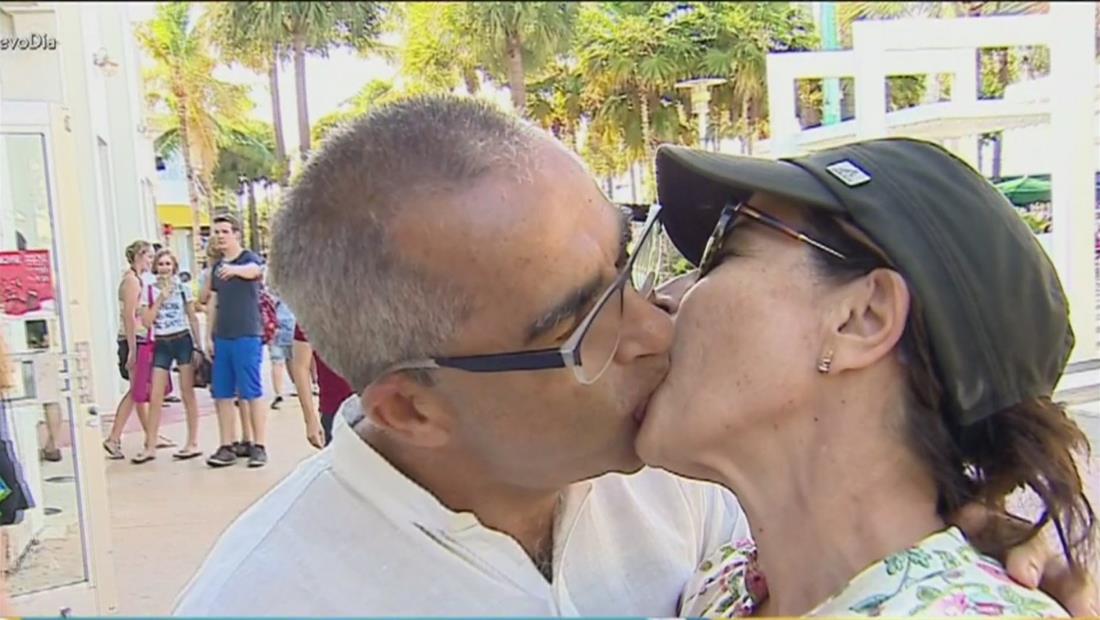 Beneficios que no se conocían del tradicional beso de fin de año