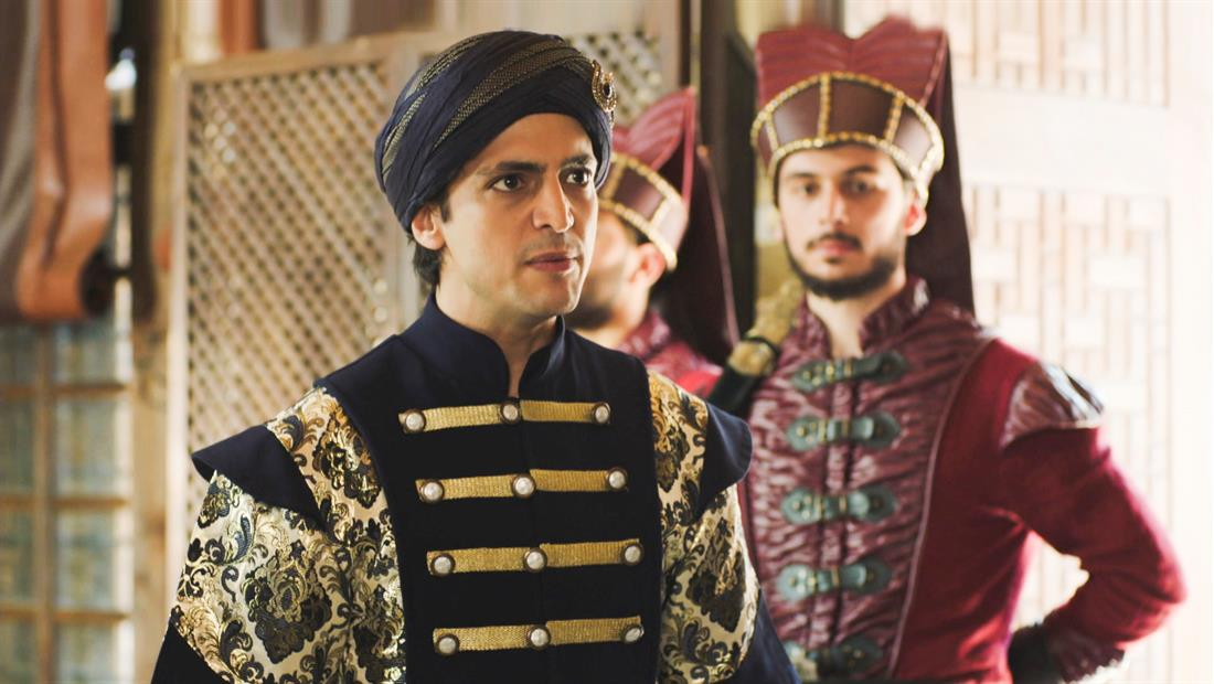 Osmán Khan está descontrolado