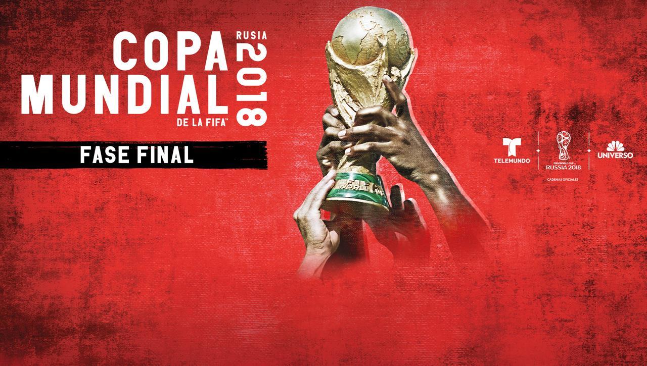 2018 Copa Mundial: Fase Final