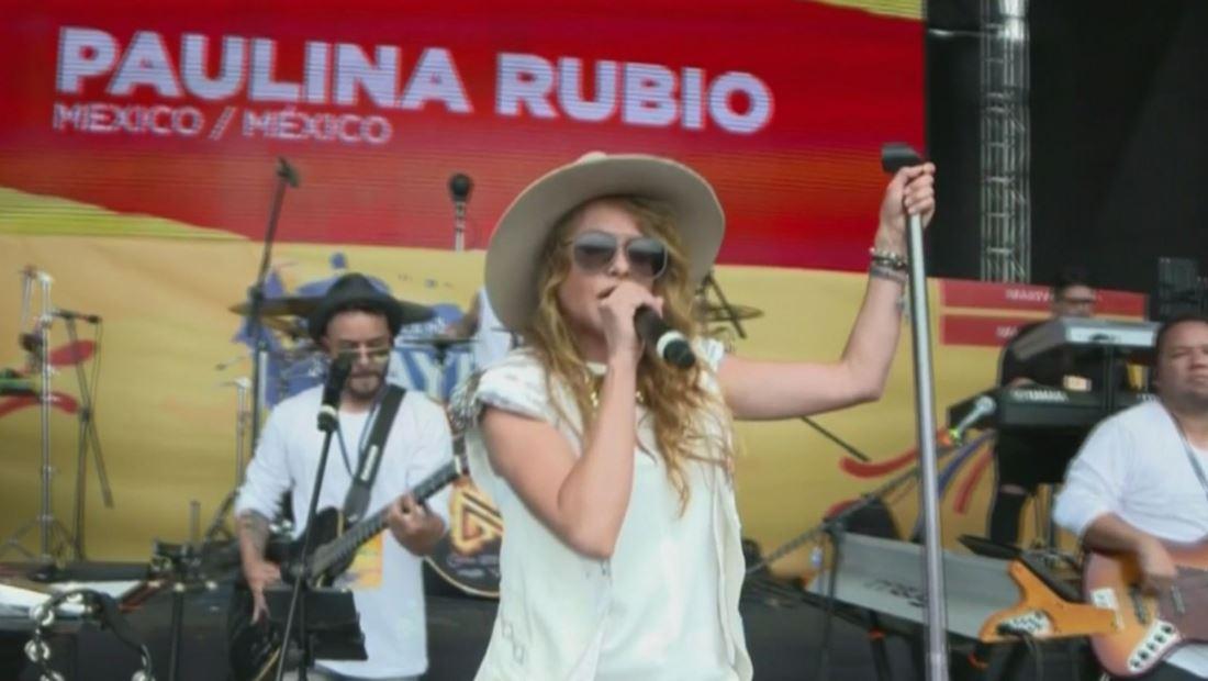 Paulina Rubio y Alejandra Guzmán, ¿se van de gira juntas?
