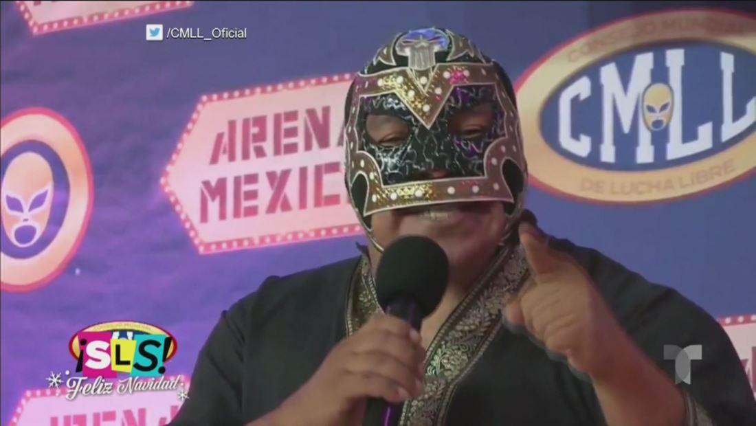 Muere el legendario luchador mexicano: Mr. Niebla