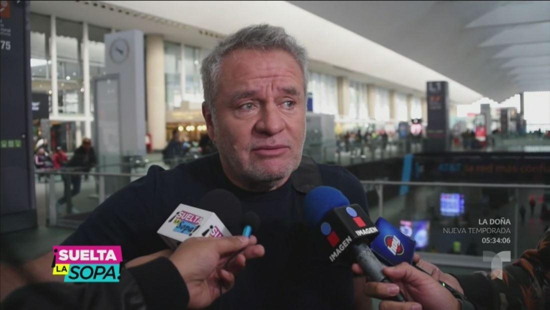 """'El Güero' Castro dice que """"quiere mucho"""" a  'La Gaviota'"""