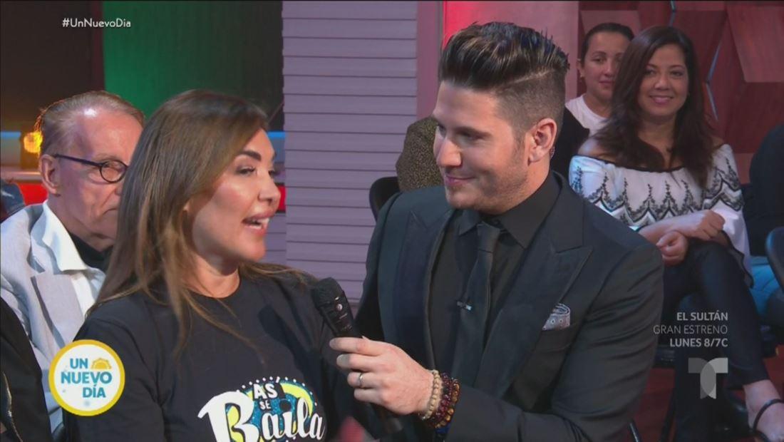 Familiares de presentadores de Un Nuevo Día los apoyan en 'Así se Baila'