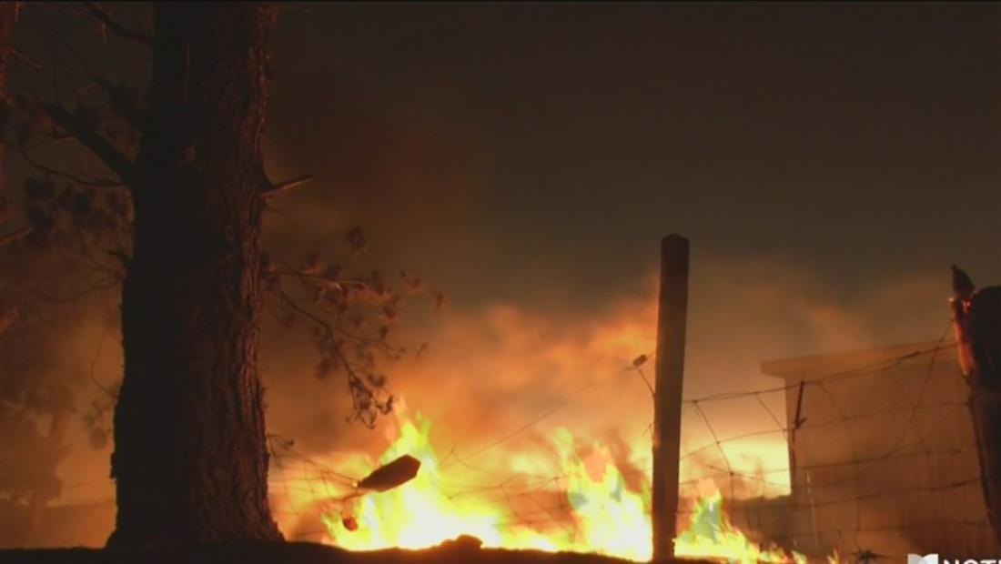 Al menos tres muertos y cinco desaparecidos en incendios forestales en Australia