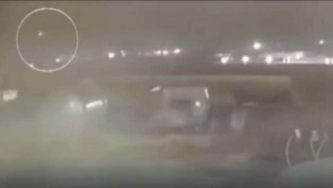 Nuevo video muestra cómo dos misiles derribaron el avión de Ucrania en Irán