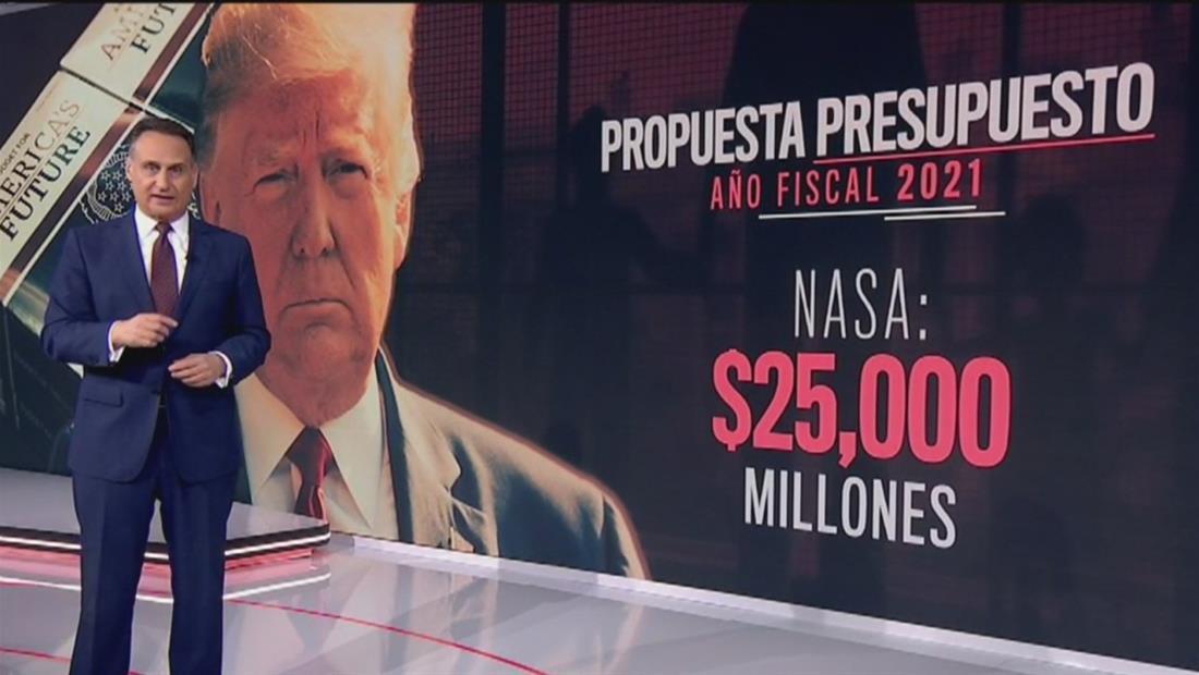 Presupuesto de Trump 2021: Más dinero para centros de detención y menos para educación y salud