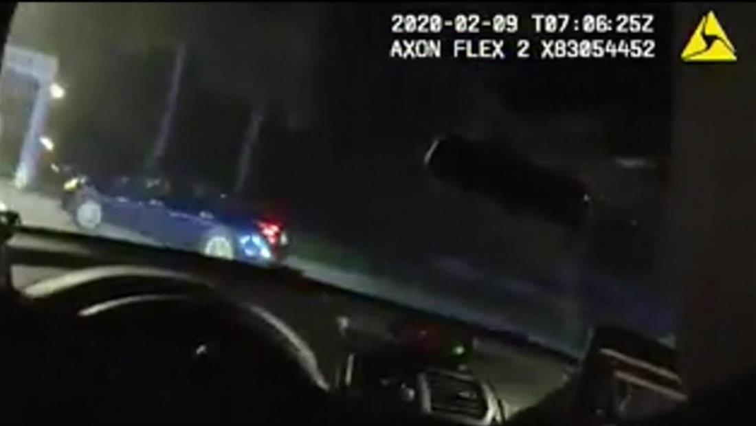 Pandillero se va a la fuga y desata una violenta persecución en Florida