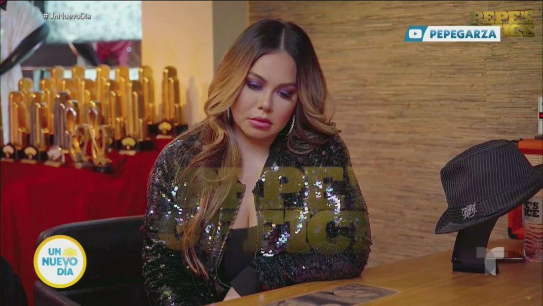 Jenni Rivera: impactante audio donde denuncia amenazas de muerte Parte II