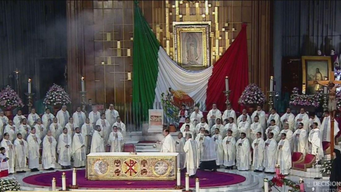 Ya se acerca el Día de la Virgen de Guadalupe y las famosas 'mañanitas'