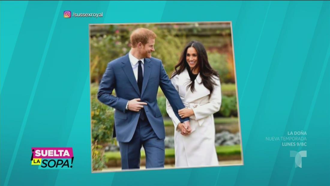 El príncipe Harry y Meghan Markle se distancian de la familia Real