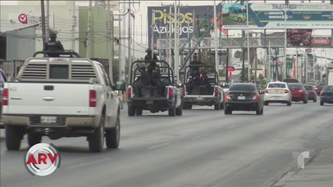 Acusan a policías mexicanos de ejecutar a personas inocentes