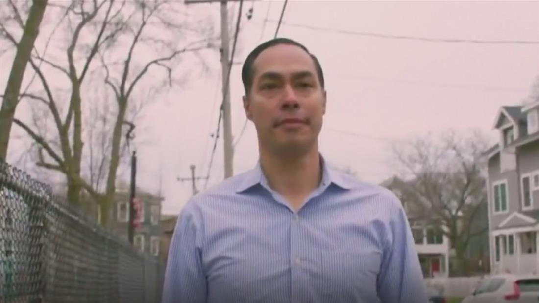 Julián Castro respalda a Elizabeth Warren en la carrera por la nominación presidencial demócrata