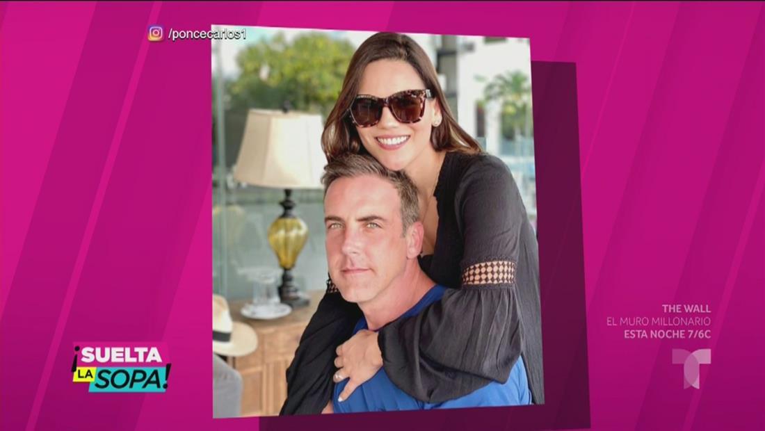 Carlos Ponce sorprende a Karina Banda con el anillo de compromiso