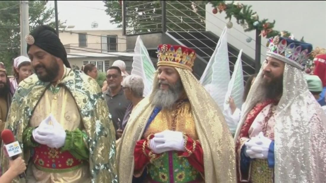 La llegada de los Reyes Magos a Puerto Rico es una tradición centenaria
