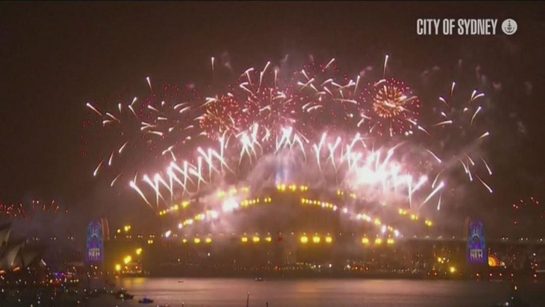 Australia, Hong Kong y Tailandia: así celebraron la llegada del Año Nuevo 2020