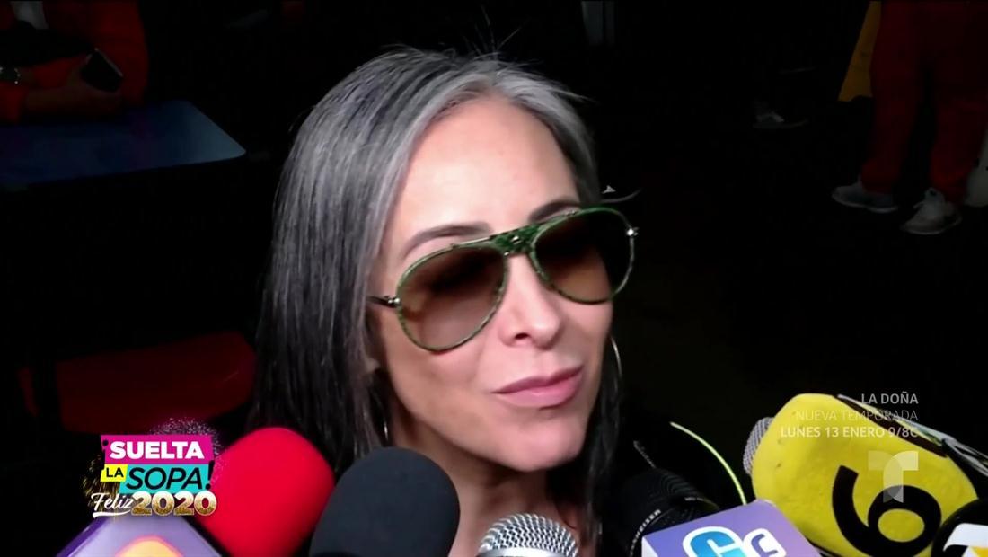 Adriana Lavat se identifica con la historia de Geraldine Bazán
