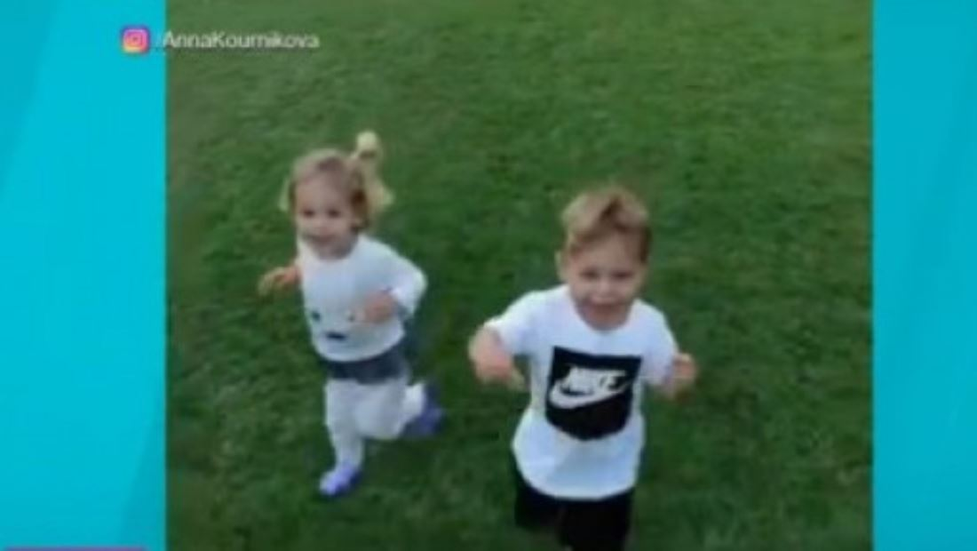 Niños de Enrique Iglesias conquistan las redes con su ternura