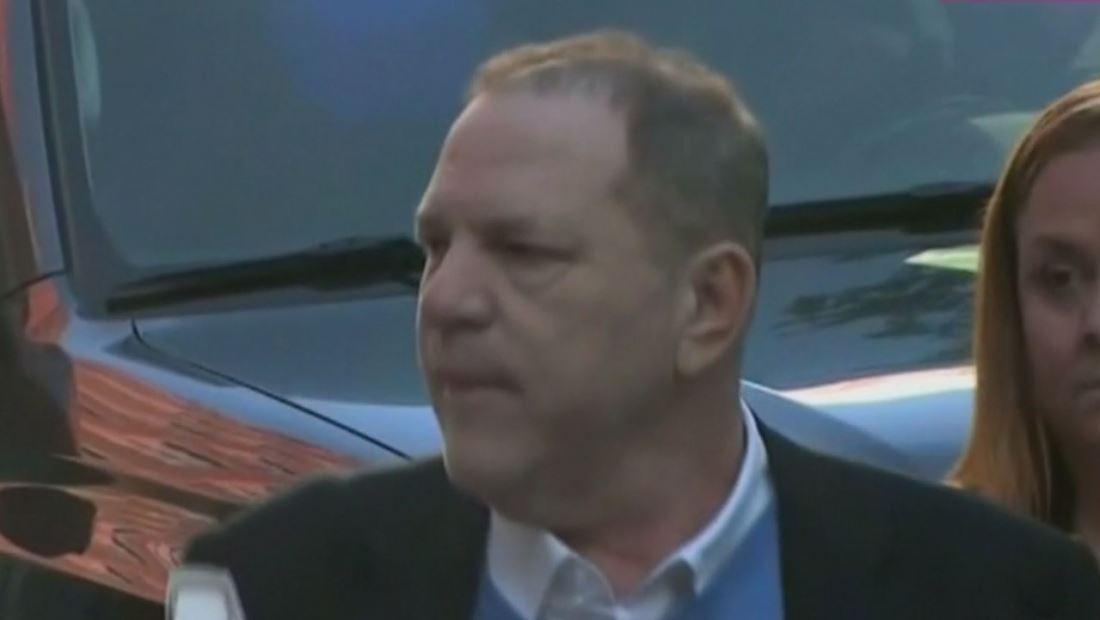 Radican nuevos cargos contra Harvey Weinstein en Los Ángeles