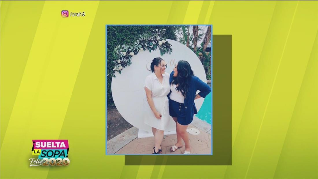 Jenicka López, hija de Jenni Rivera, revuelve las redes por un beso