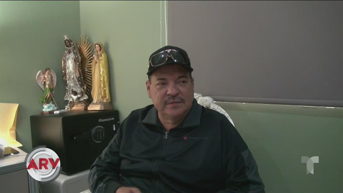 Julio Preciado se somete a trasplante de riñón donado por su hija
