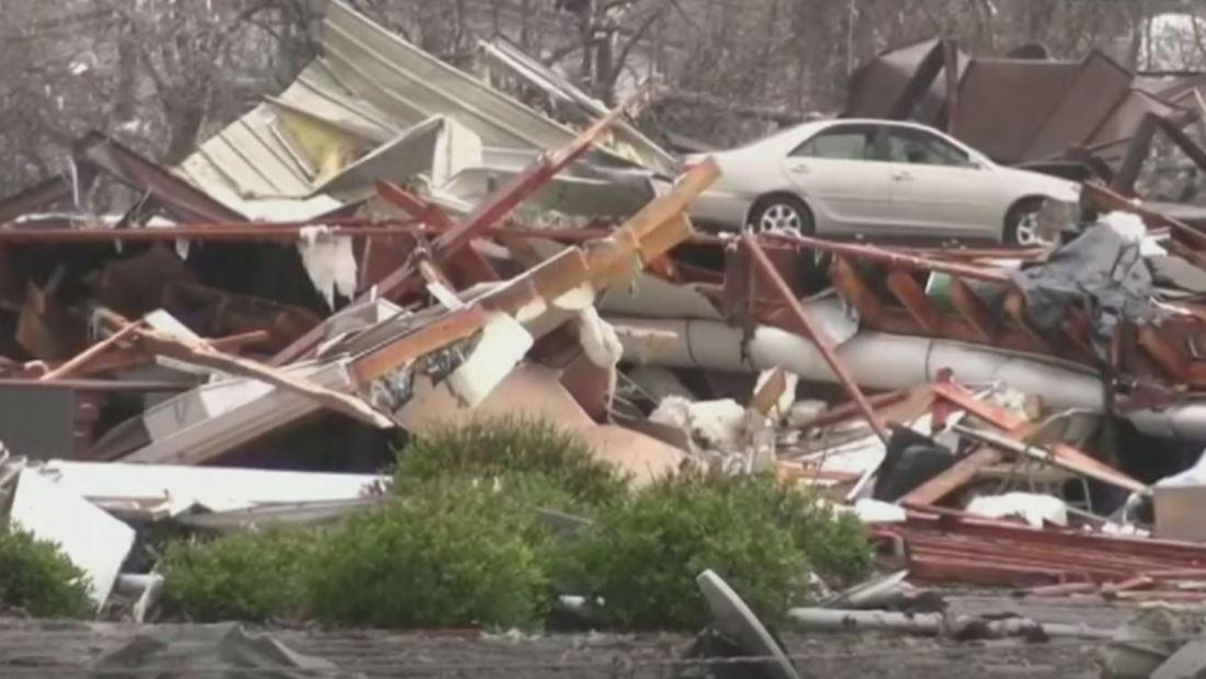 Caos y muertes: Más de 20 tornados dejan graves destrucciones en Alabama, Mississippi y Luisiana
