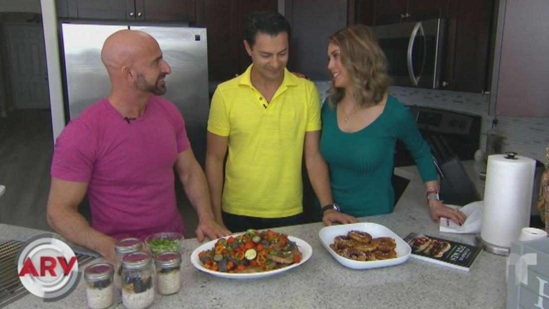 Esposo de Jessica Carrillo asegura que la cocina es de machos