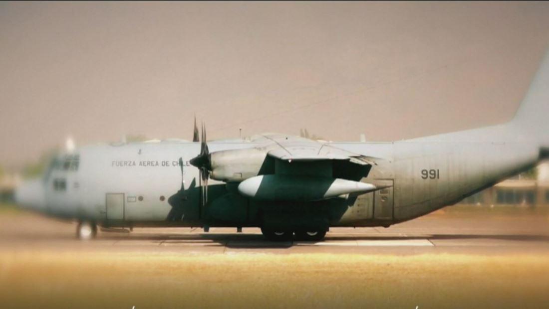 Sigue desaparecido el avión de la fuerza aérea chilena que volaba hacia Antártida