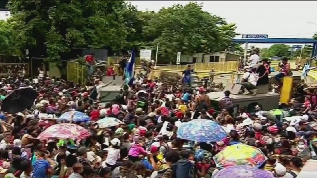 Gobierno de AMLO asegura que ha reducido el flujo de migrantes en 2019