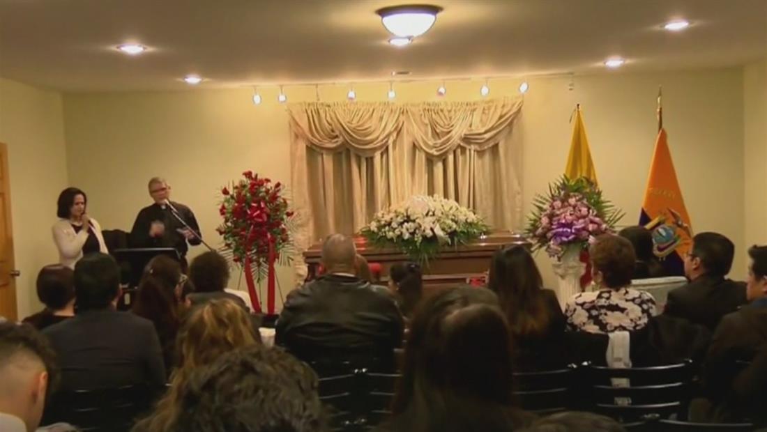 Latino fallecido en tiroteo de Jersey City recibe su último adiós
