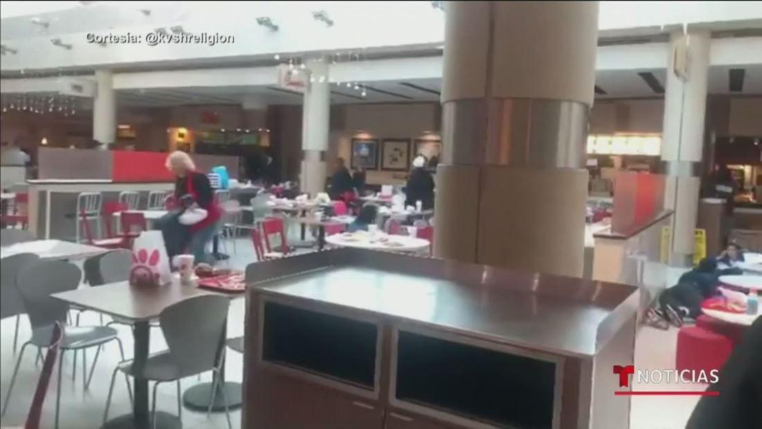En video: Discusión acabó en un tiroteo en un centro comercial de Atlanta