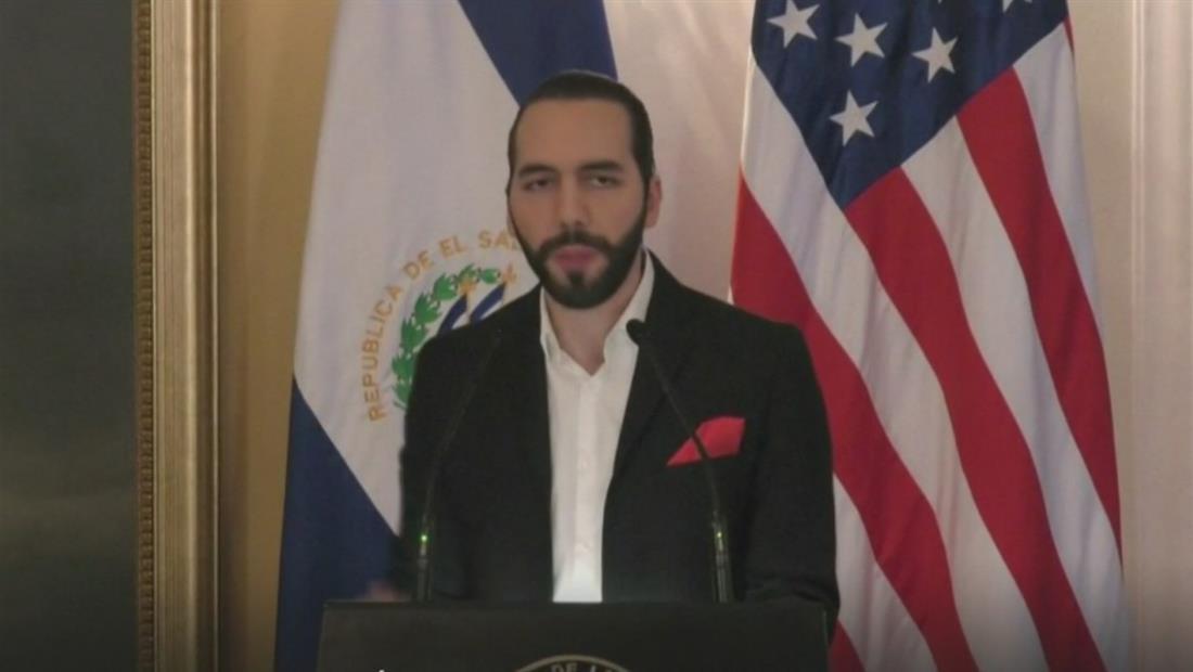 Nayib Bukele, presidente de El Salvador, dice que su país no está listo para dar asilo político