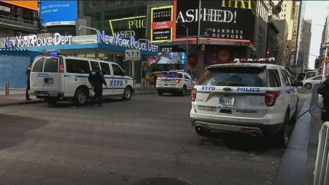 Nueva York aumenta su seguridad tras el ataque de Irán