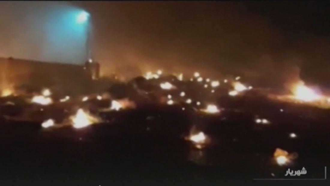Irán se niega a entregar cajas negras del avión ucraniano accidentado