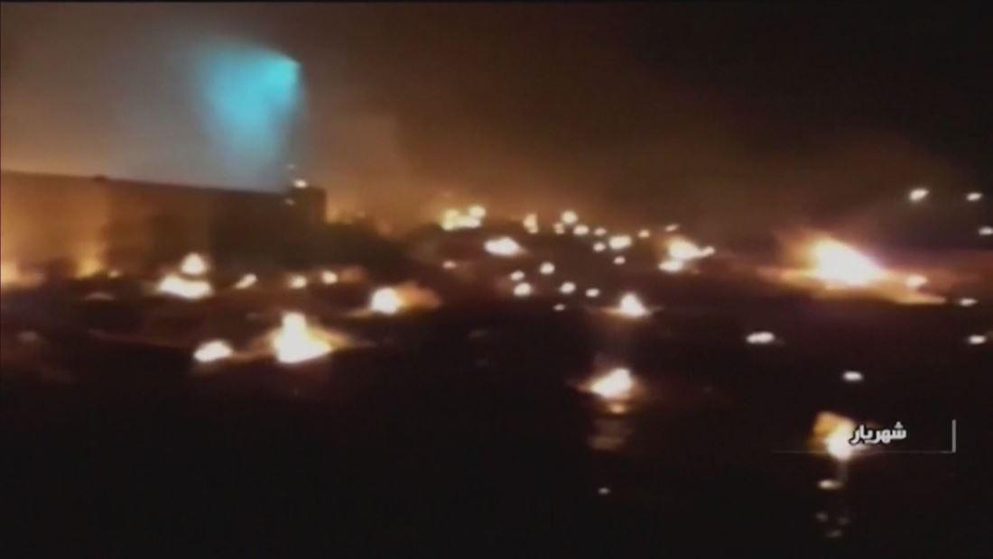 Mueren 176 personas en accidente aéreo en Irán