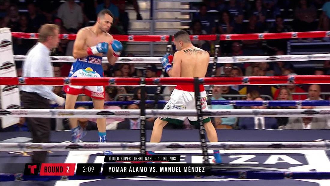 Álamo vs Méndez