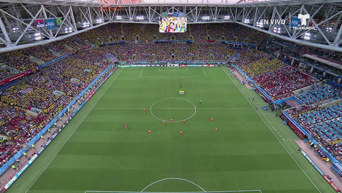 Grupo E:Serbia v Brasil